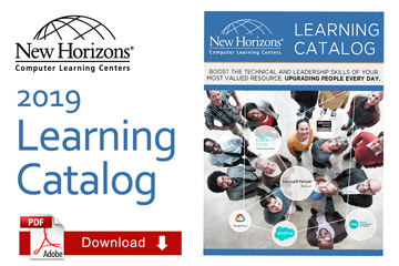 New Horizons Computer Training Catalog