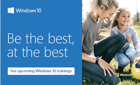 Computer Training Windows 10