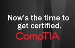 Save on all CompTIA courses! Plus get a FREE exam voucher!*